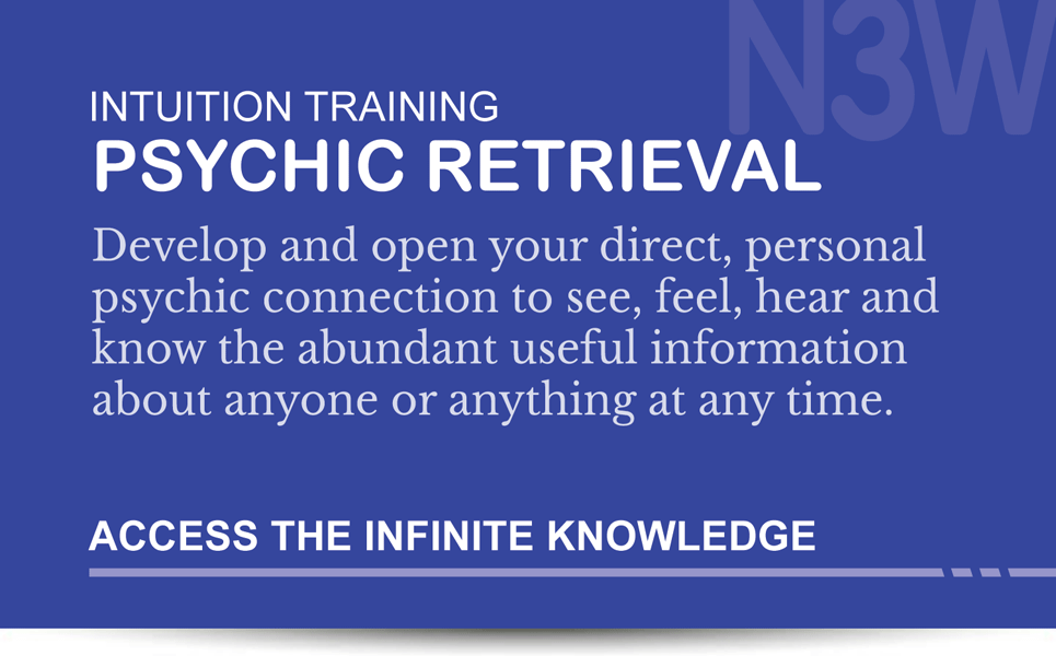 global bigbutton psychic retrieval intuitive development prophecy visions new three university