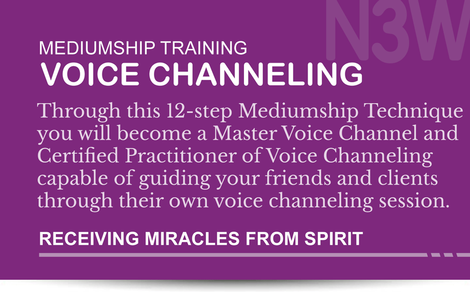 global bigbutton voice channeling mediumship miracles healing new three university