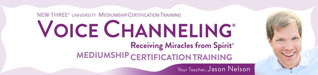 voice channeling mediumship miracles healing new three university